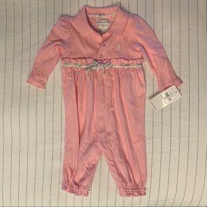 Ralph Lauren baby girl onesie